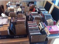 Large CD Collection