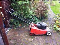 "Mountfield 18"" rotary mower"