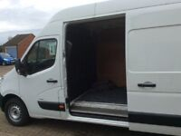 Mini moves, man and van, collections and deliveries , small moves, from home and office