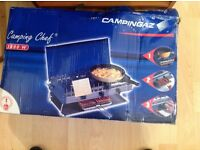 Campingaz Camping Chef - double burner stove