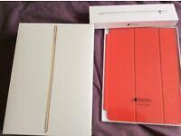 iPad Pro 128GB 3G/4G - plus Apple Pencil and Smart case