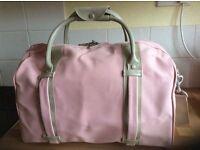 Antler Leather Hand luggage /Weekend Bag