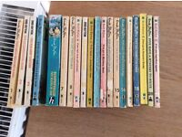 Set of 21 Famous Five paperback books by Enid Blyton