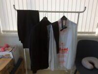 Men's Dinner Suit, Formal Shirt, bow tie,cummerbund
