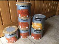 Sikkens light oak No 006, filter 7 plus wood stain