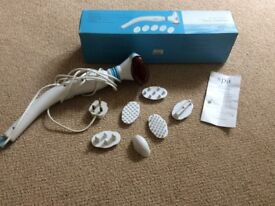 Flexible infrared body massager in excellent condition.