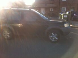 Land Rover 2001 1.8petrol 97k milles