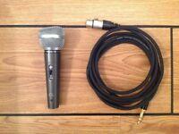 Prosound Dynamic Microphone