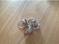 Rings. Still available due too time wasters ,