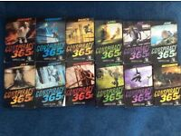 Conspiracy 365 - complete set of 12 books (for age 10 and over) by Gabrielle Lord