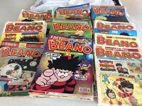 Beano comics, approx 120 copies