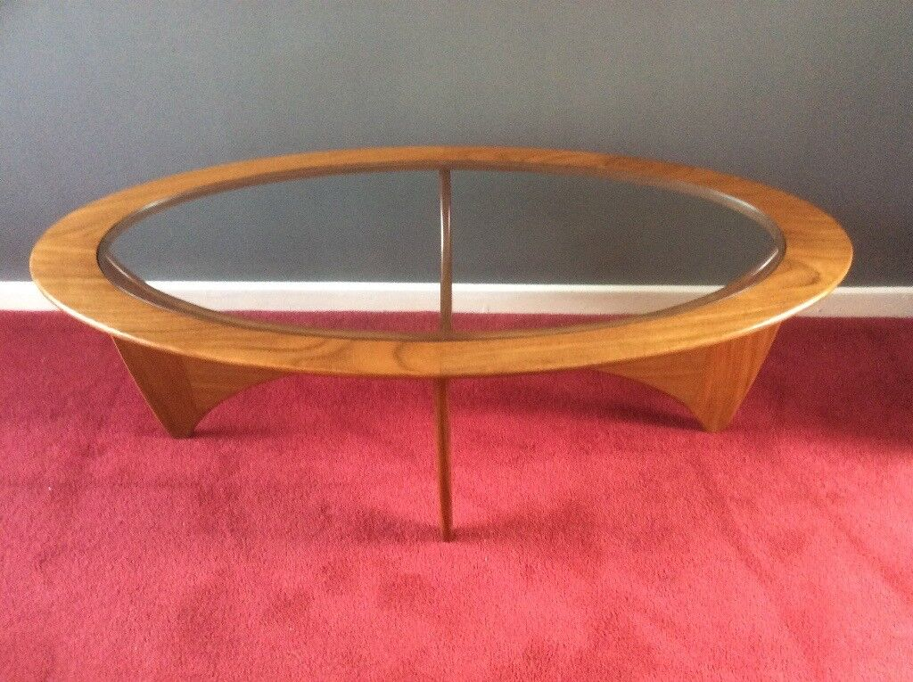 Vintage iconic G Plan 'Astro' Coffee Table in excellent condition.