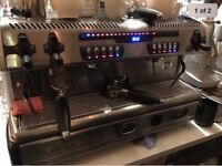Coffee machine commercial spaziale S5 2 group