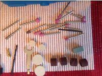 Rotary tool 100 piece