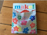 """""""Make"""" by Cath Kidston , brand new condition, £2.50"""