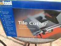 Tile Cutter excellent condition . No spare blade. Buyer Collects