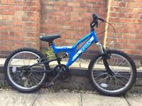 "Kids bike 20"" inch wheels..... AS NEW"
