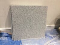Slabs granite silver grey