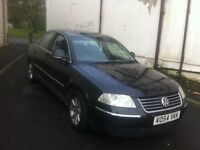VW PASSAT 1.9 TDI HIGH LINE 2004 YEAR GOOD CONDITION INSIDE OUT