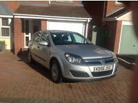 Vauxhall Astra 1.6 5dr full service 12 moths M.O.T