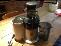 Breville Juicer (Anthony Worrell Thompson) only used three times.