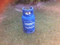 CALOR BUTANE GAS BOTTLE - 7KG BLUE.