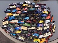 Job lot of 80 diecast classic cars fab for xmas
