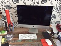 iMac 21.5 inches retina display bought sept 2016