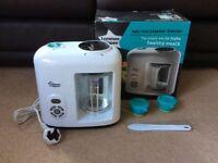 Tommee Tipee Baby Food Steamer/Blender