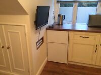 Single room in exceptional location,Premier Sky,LCD TVs and kitchen area