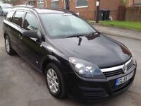 IMMACULATE VAUXHALL ASTRA 1.7 td ESTATE
