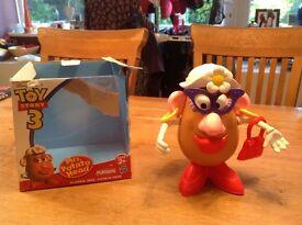 Mrs Potato Head toy