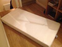 Excellent quality single mattress