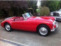 MGA Convertible 1961, 1622cc , Great driver!