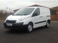 2015 PEUGEOT EXPERT 1.6 HDI PROFESSIONAL. 3 SEATS. 2 SIDE DOORS AND MANY EXTRAS. ONE OWNER.