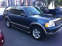 2003 Ford Explorer Eddie Bauer Edition