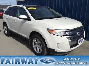 2013 Ford Edge SEL 4D Utility AWD Leather*Moonroof*BIG Price Red
