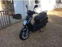 Sym Simply 50 Scooter