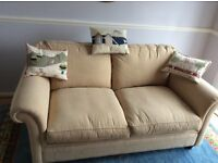 LAURA ASHLEY - DOUBLE - SOFA BED