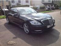 2010 MERCEDES-BENZ S350 BLUEEFFIC L CDI AUTO