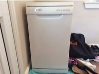 Brand new currys essentials slimline dishwasher