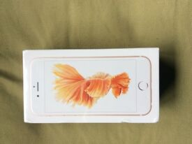 Brand new sealed 32g IPHONE 6S
