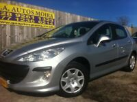 **2010 PEUGEOT 308 S 1.4 FIVE DOOR MODEL ( VALUE ) !!!!