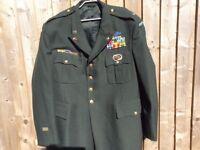 Special Forces Uniform ( The Green Berets)