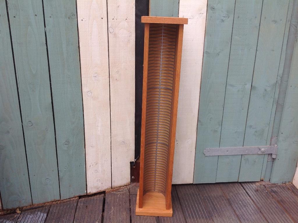Wooden cd rack in Ivybridge Devon Gumtree : 86 from www.gumtree.com size 1024 x 765 jpeg 95kB