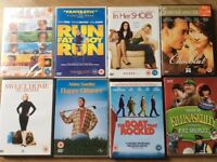 comedy dvd's, 50p each