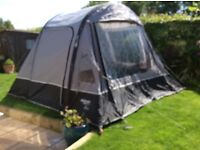 VANGO INFLATABLE AWNING FOR CAMPER VAN LOW