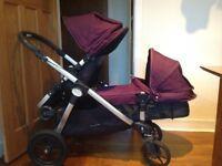 Baby Jogger City Select tandem/twin Pram