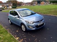 Hyundai i20 2014 CAT C CAR IS FULLY REPIRED