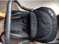 Car seat - silver cross - excellent condition-£20